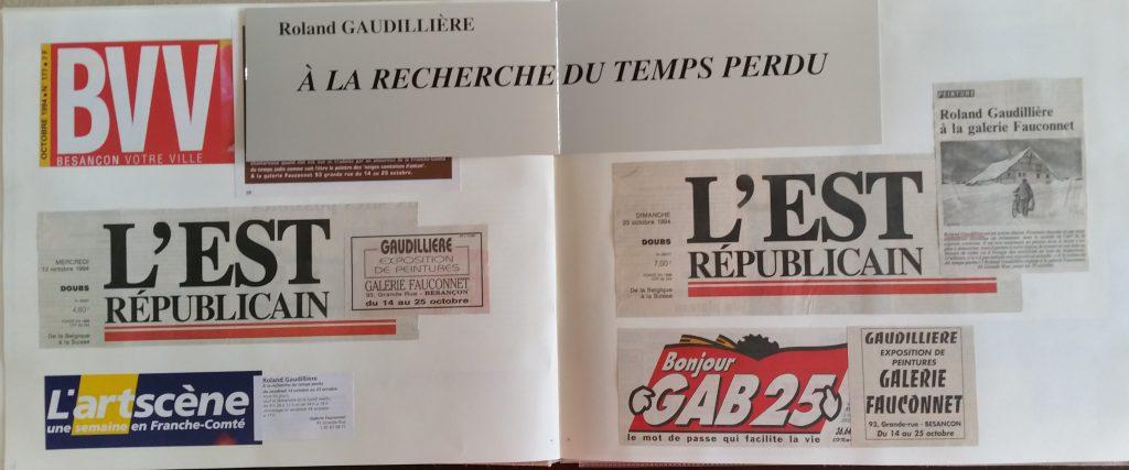 102-1994 carton d'invitation