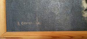 1950 le coq signature