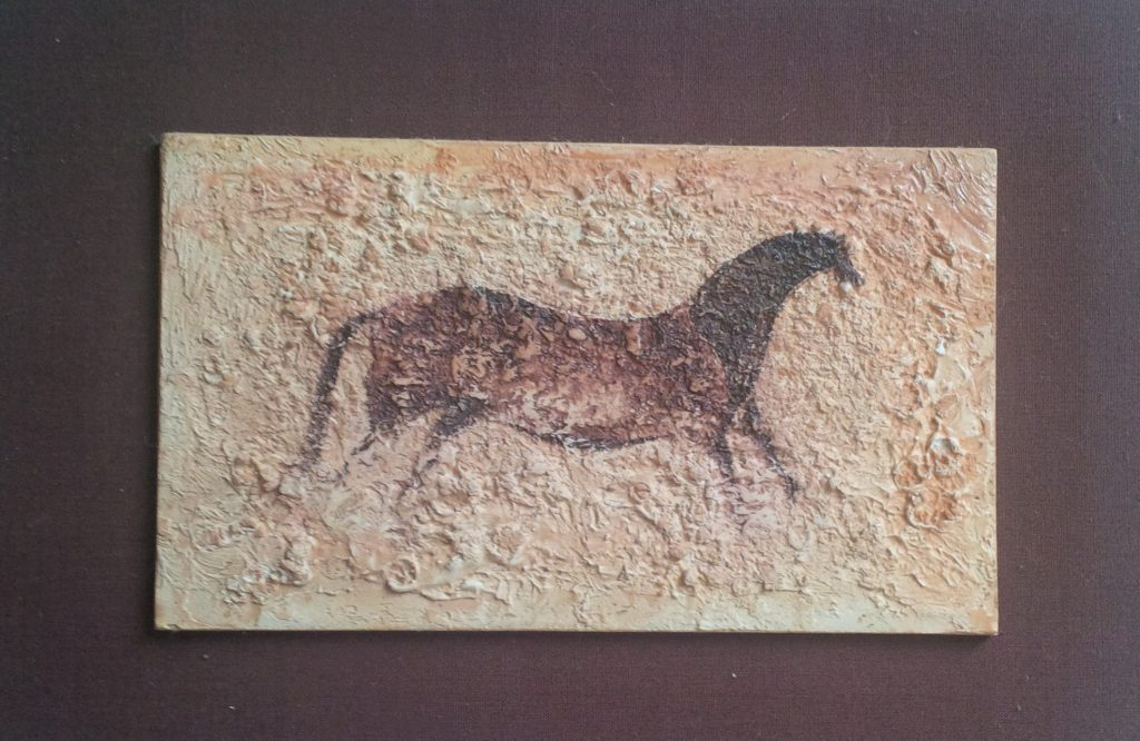 1959 le cheval chinois 4F 0,12-0,20 isorel roland gaudillière