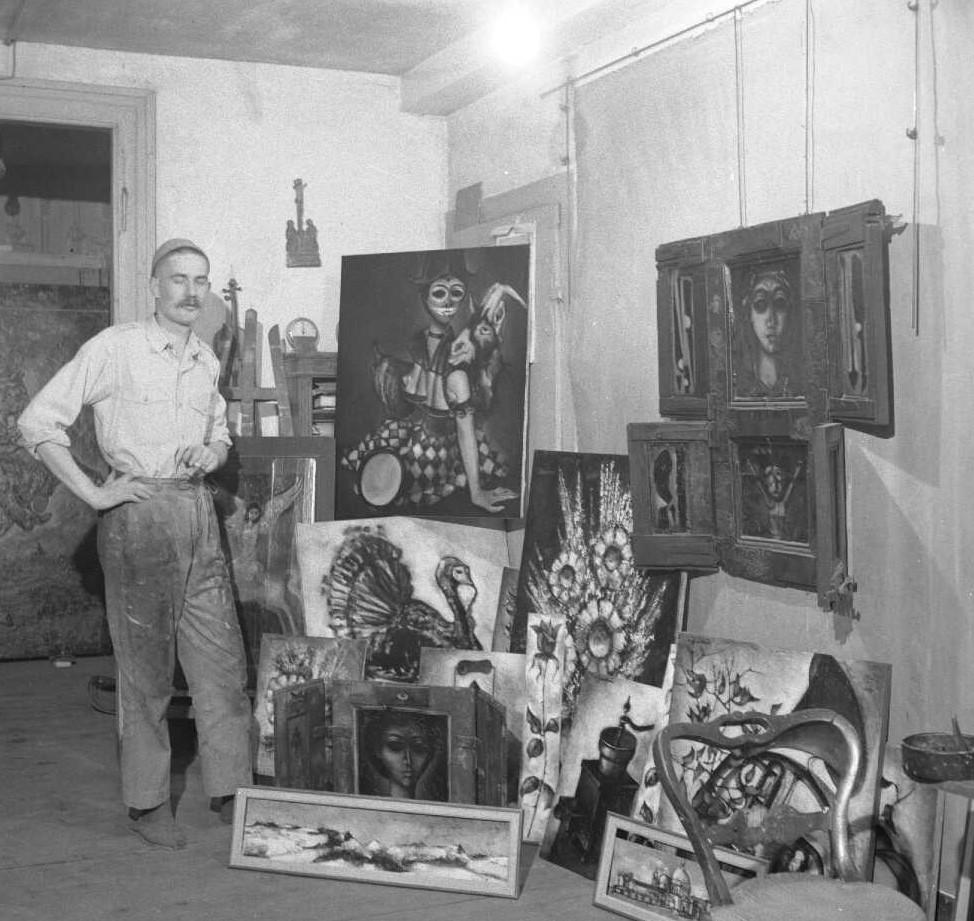 1961-1 atelier rue de la Préfecture (1)