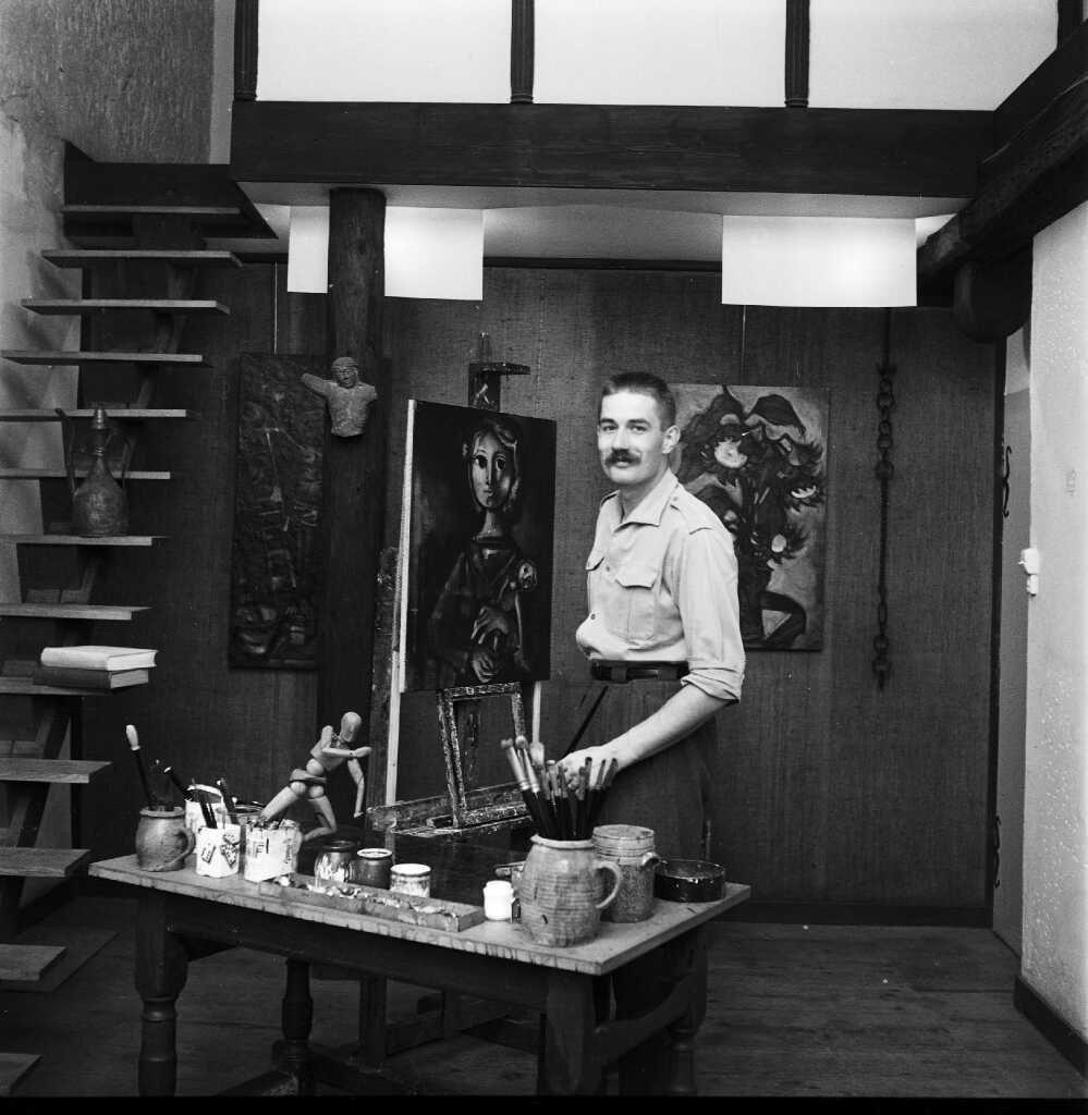 35-1964 Pénélope, les soleils Bernard Faille Site Mémoire Vive (2)
