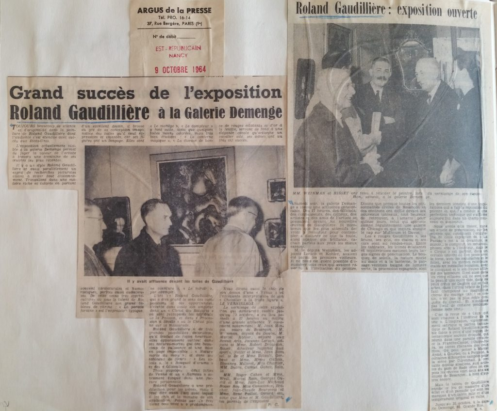 38-1964 expo gal.Demenge