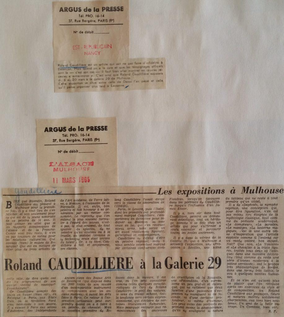 40-1965 expo gal.29 Mulhouse