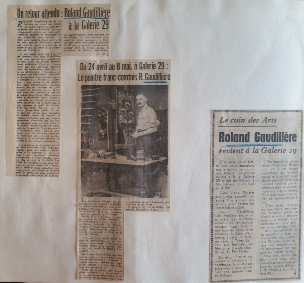 43-1965 expos gal.29,Mulhouse et Montbéliard