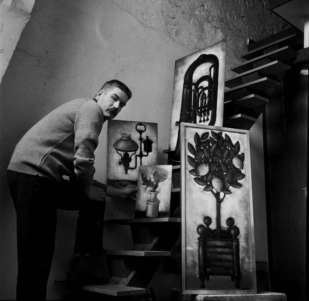 50-1966(7) la basse,le petit citronnier gelé,le quinquet,l'artichaut Bernard faille Site mémoire Vive
