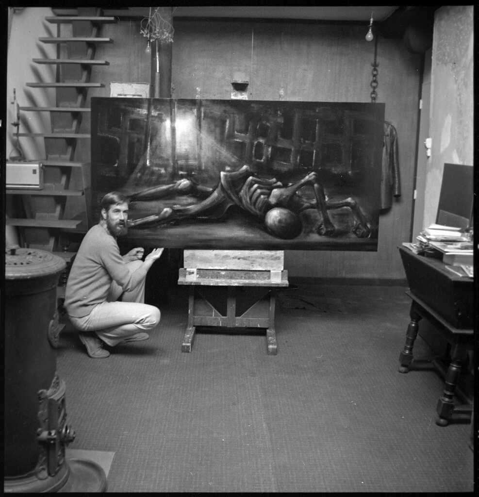68-1971 si l'écho de leurs voix faiblit, nous périrons HF120 atelier rue de la Préfecture (2)