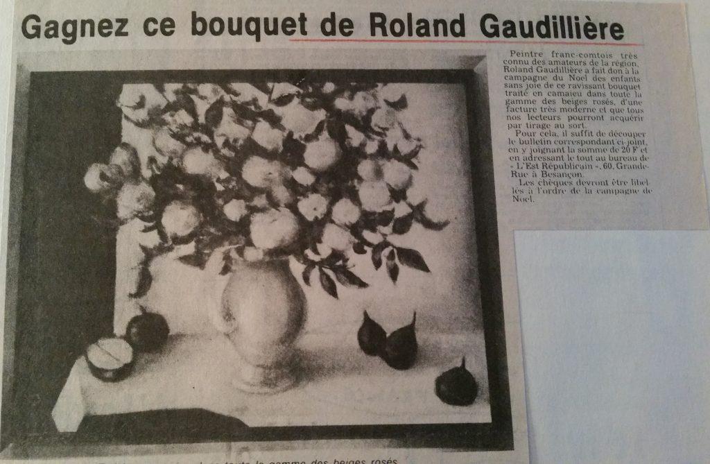 70-1972 bouquet offert