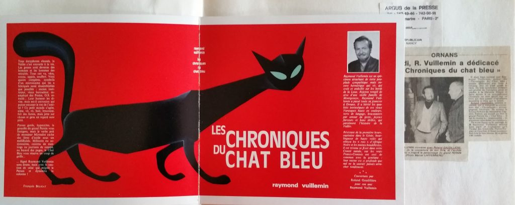 76-1975 couverture livre Raymond Vuillemin
