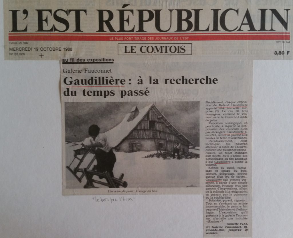 91-1988 expo gal.Fauconnet