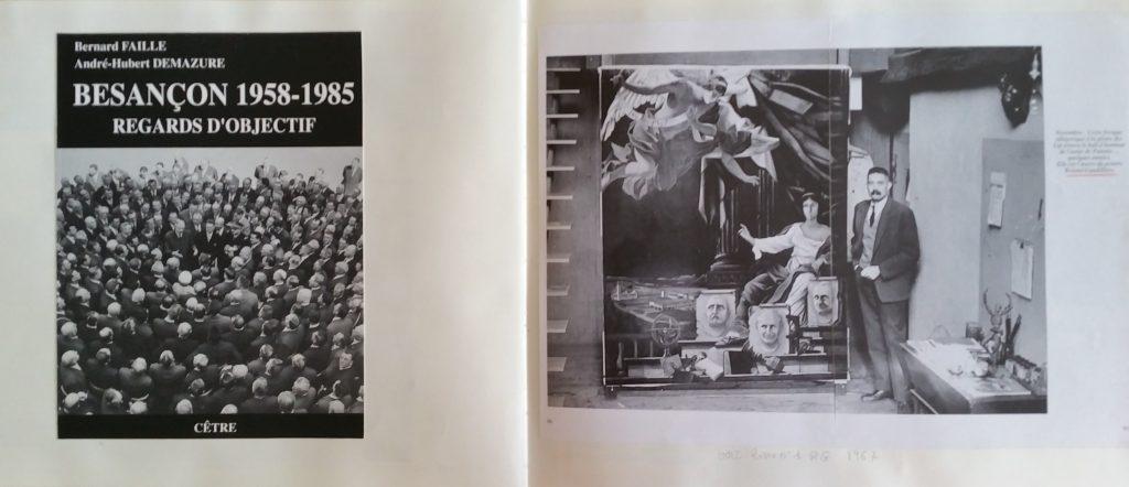 98- 1995 besançon 1958-1985,regards d'objectif,éditions Cêtre