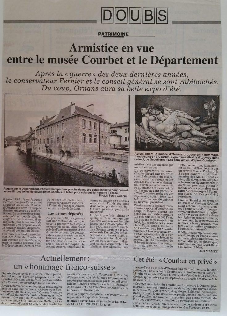 108-1999 expo Musée Courbet Ornans-les 2 amies