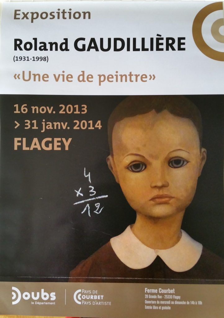 113-2013 Flagey affiche expo