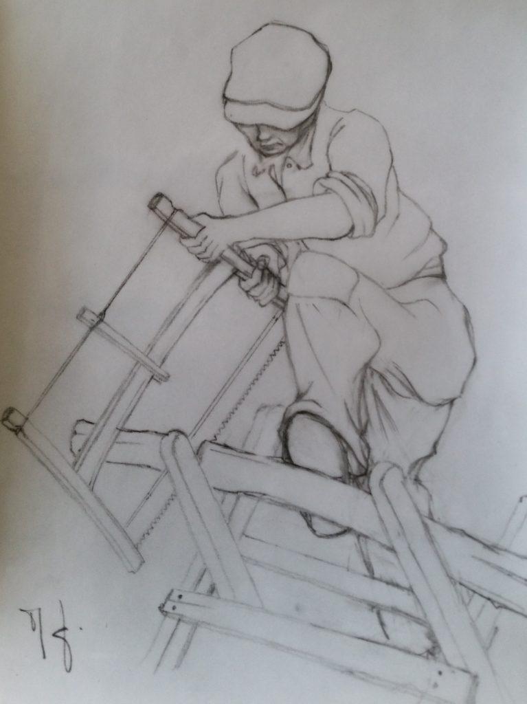 16-1988 le bois pour l'hiver étude