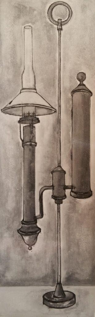 1955-1 la lampe