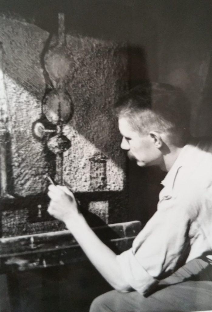 1959-1 les 3 lampes