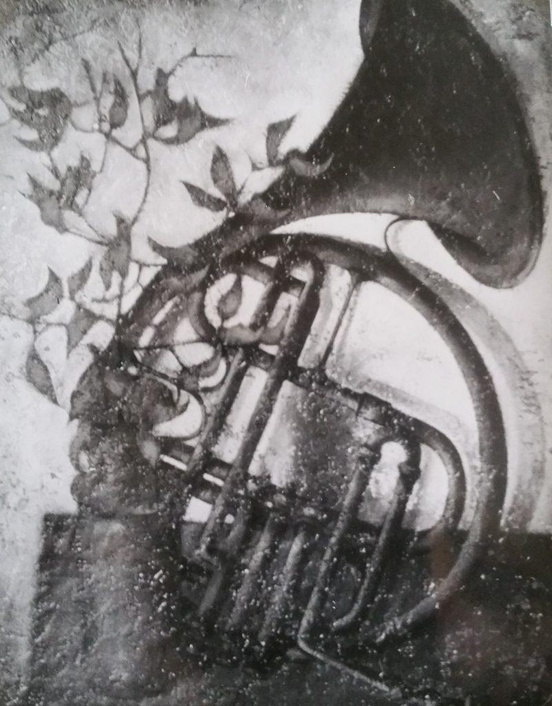 1961-20 le cor d'harmonie 20F 0,73-0,60