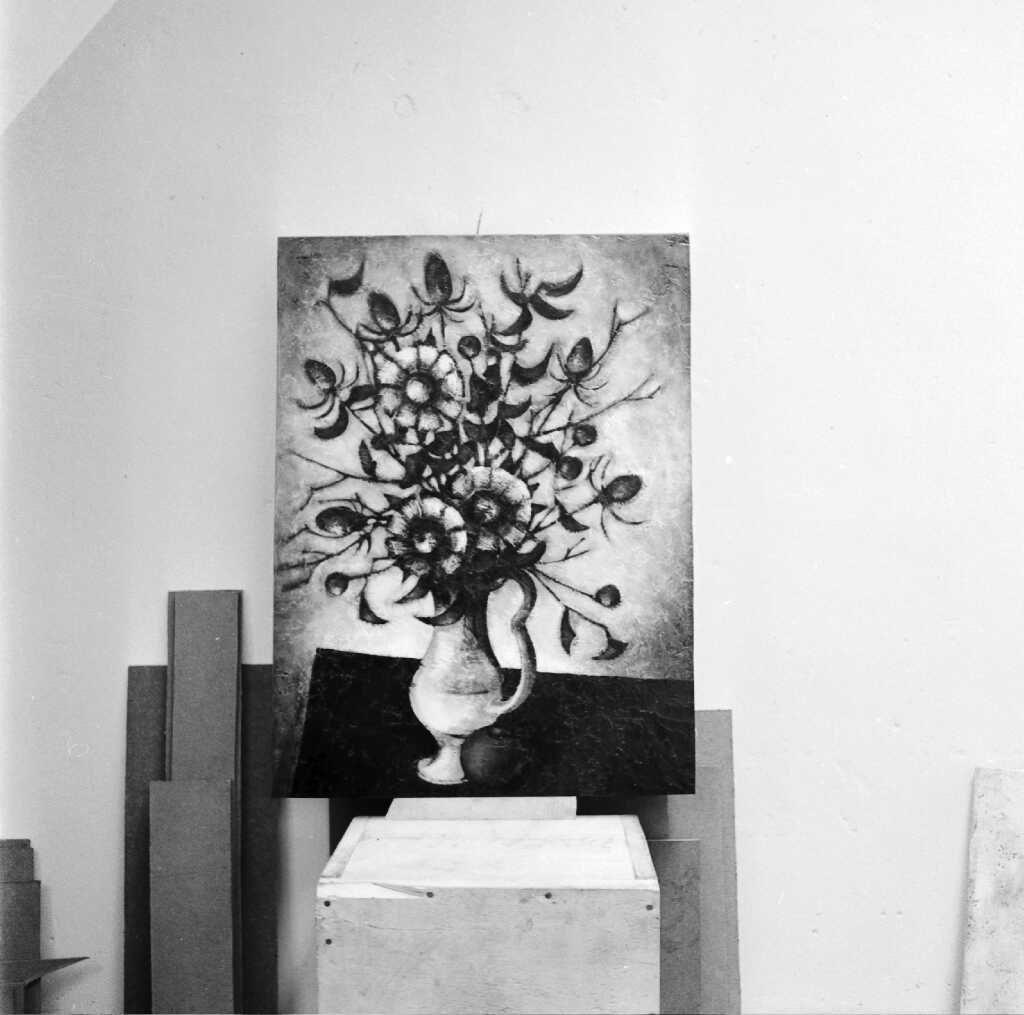1962-21 les fleurs mortes 25P Bernard faille Site mémoire Vive