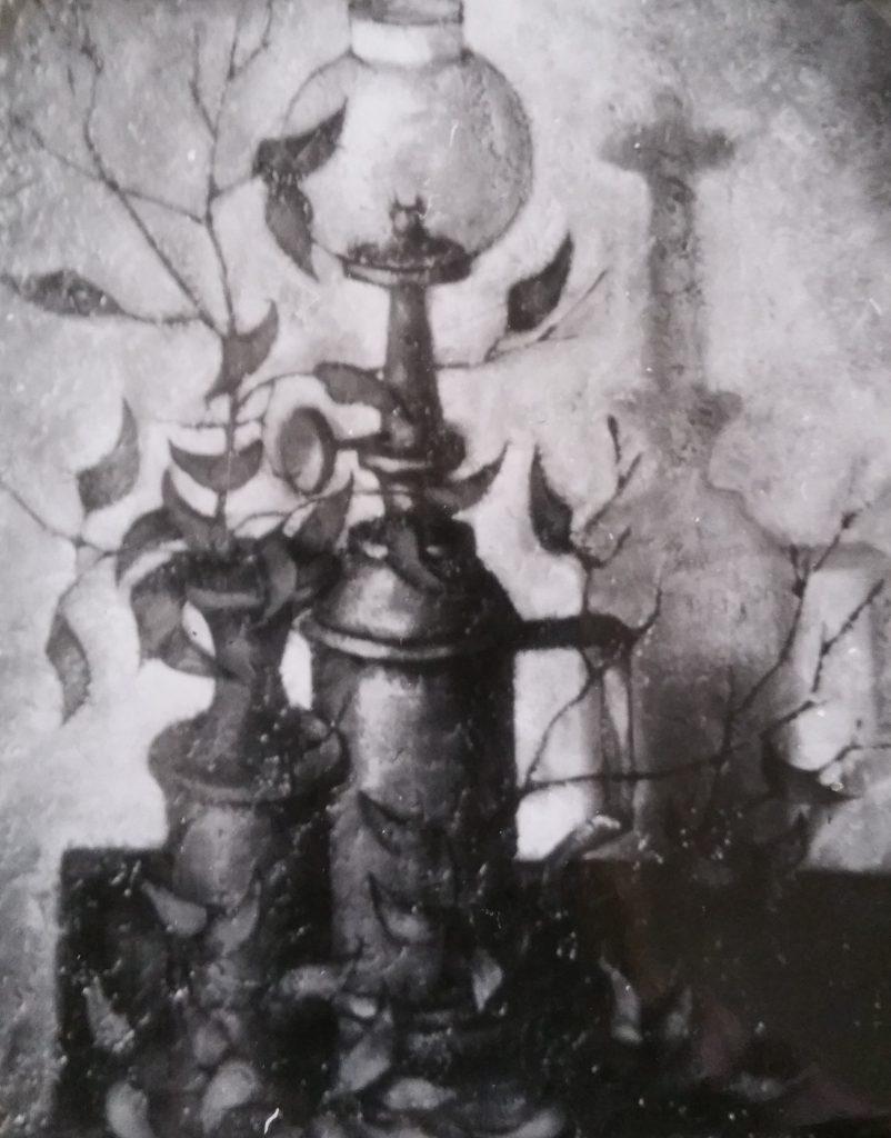 1962-51 la lampe et son ombre