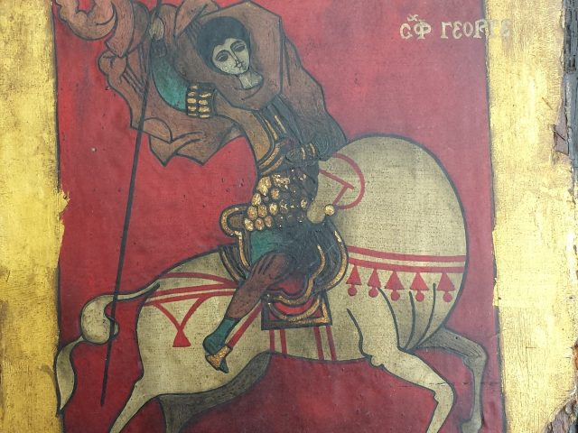 Cavalier Saint-Georges  îcone
