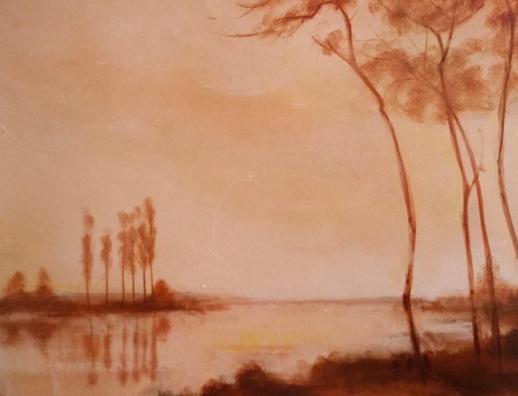 1978-17 les arbres du bord de l'eau 6F 0,33-0,41 isorel