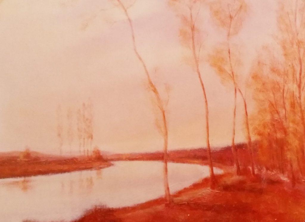 1982-2 les arbres du bord de l'eau 12F 0,50-0,61 isorel