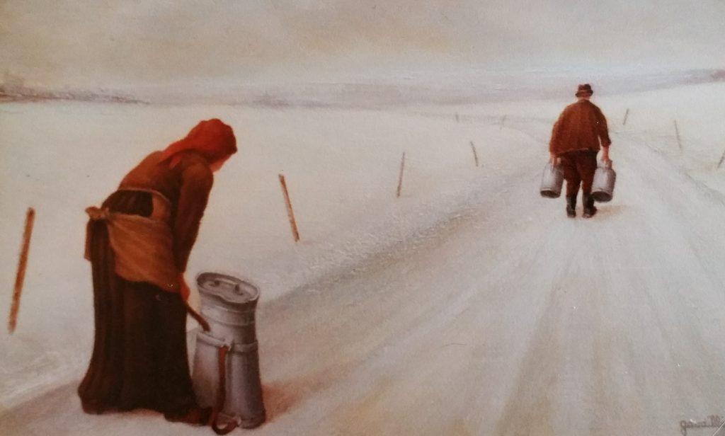 1983-9 la porteuse de bouille 6P 0,27-0,41 isorel