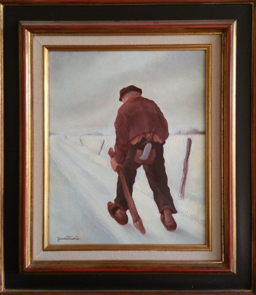1983 l'hiver 3F