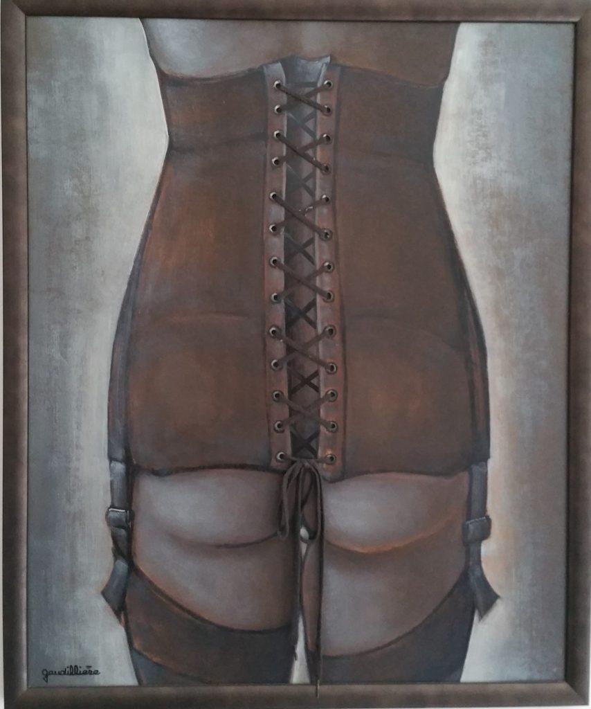 1985 le corset 12F 0,62-0,50 isorel