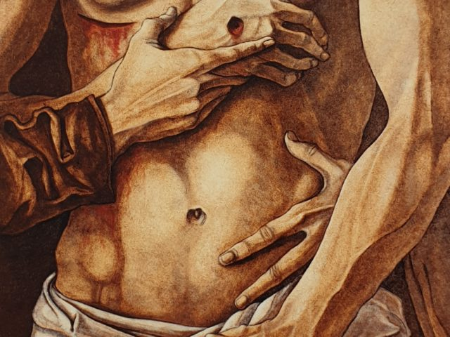 Ecce Homo, hommage à Bellini
