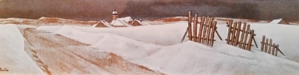 1988-15 les pare neige HF4 0,16-0,56 isorel