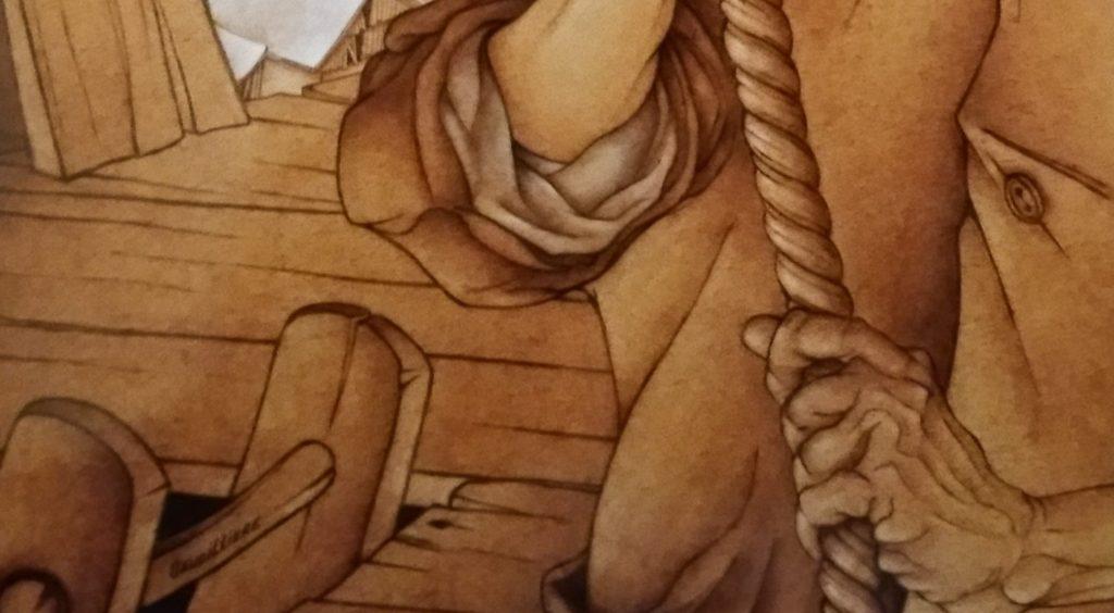 1994-4 le bedeau détail signature