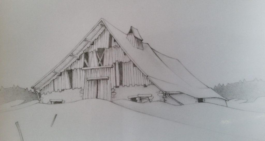 31-1992 la grange perdue étude