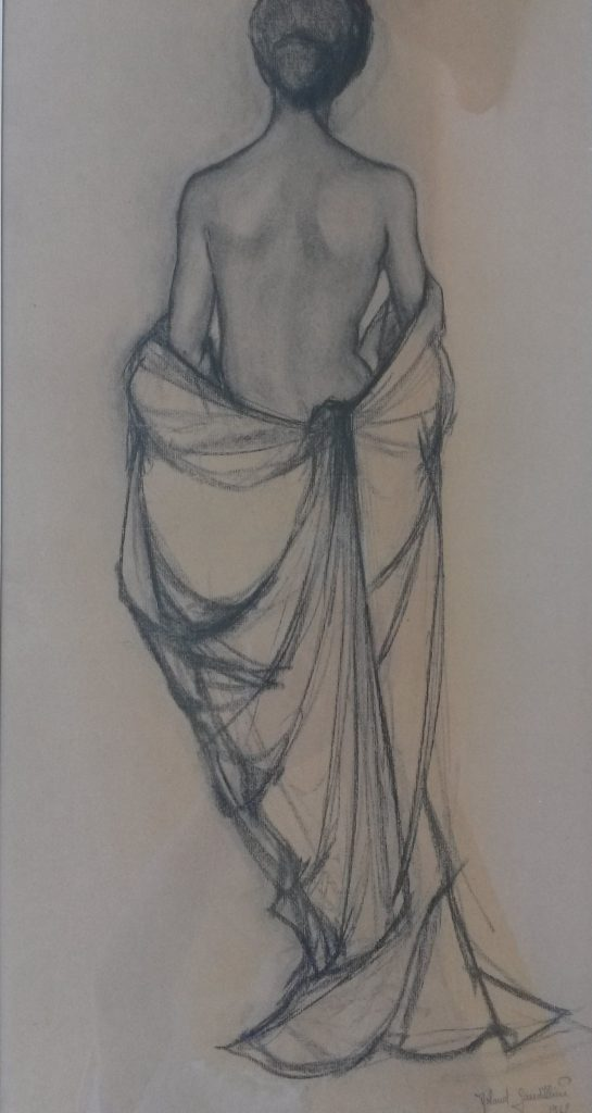 1962 aphrodite 0,61-0,31 dessin sur isorel (3)