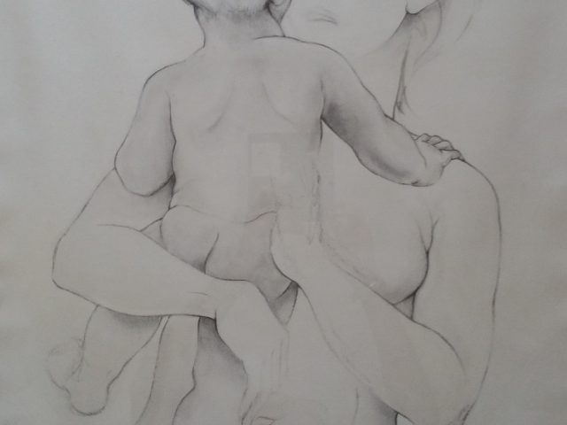 Les bras de maman