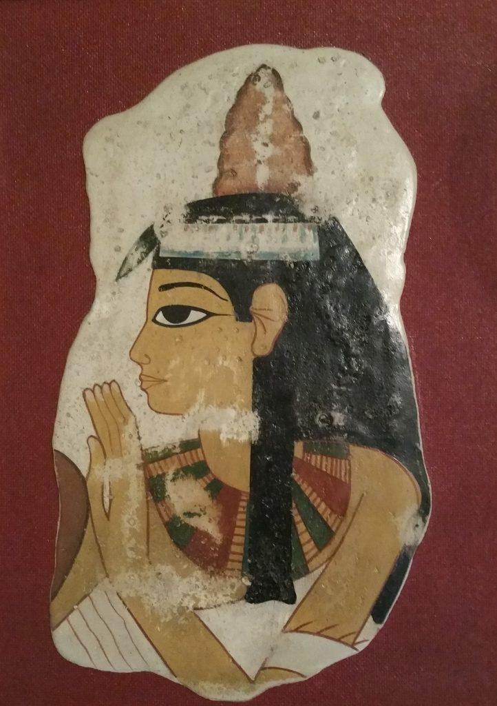 1959-tombe-de-nebamon-thebes-portrait-de-lepouse