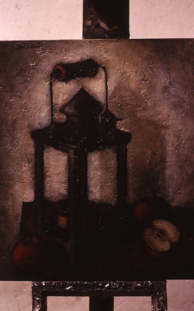 1962 la lanterne ou la lampe,diapo,10F 0,55-0,46 isorel