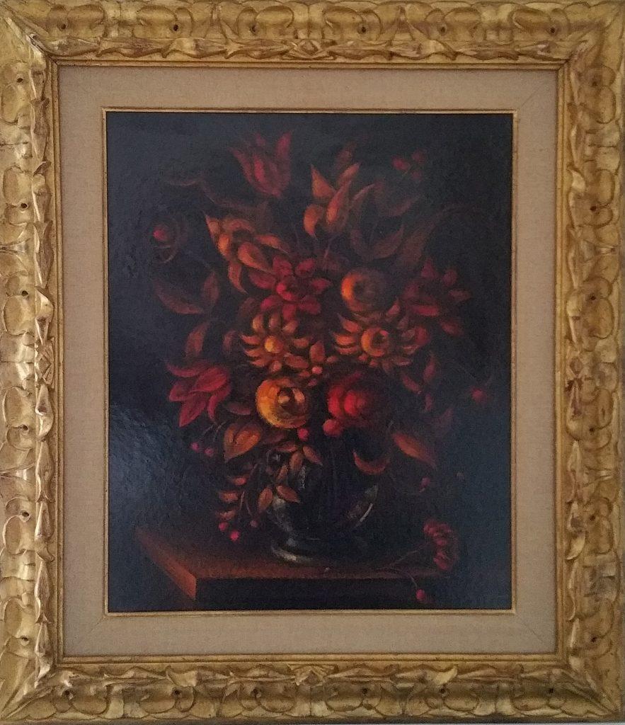 1975 le bouquet hollandais 12F 0,61-0,50 isorel