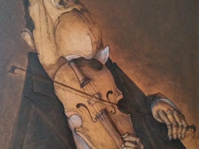 Le premier violon