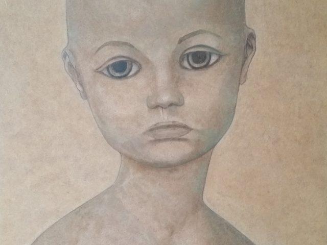 La poupée triste