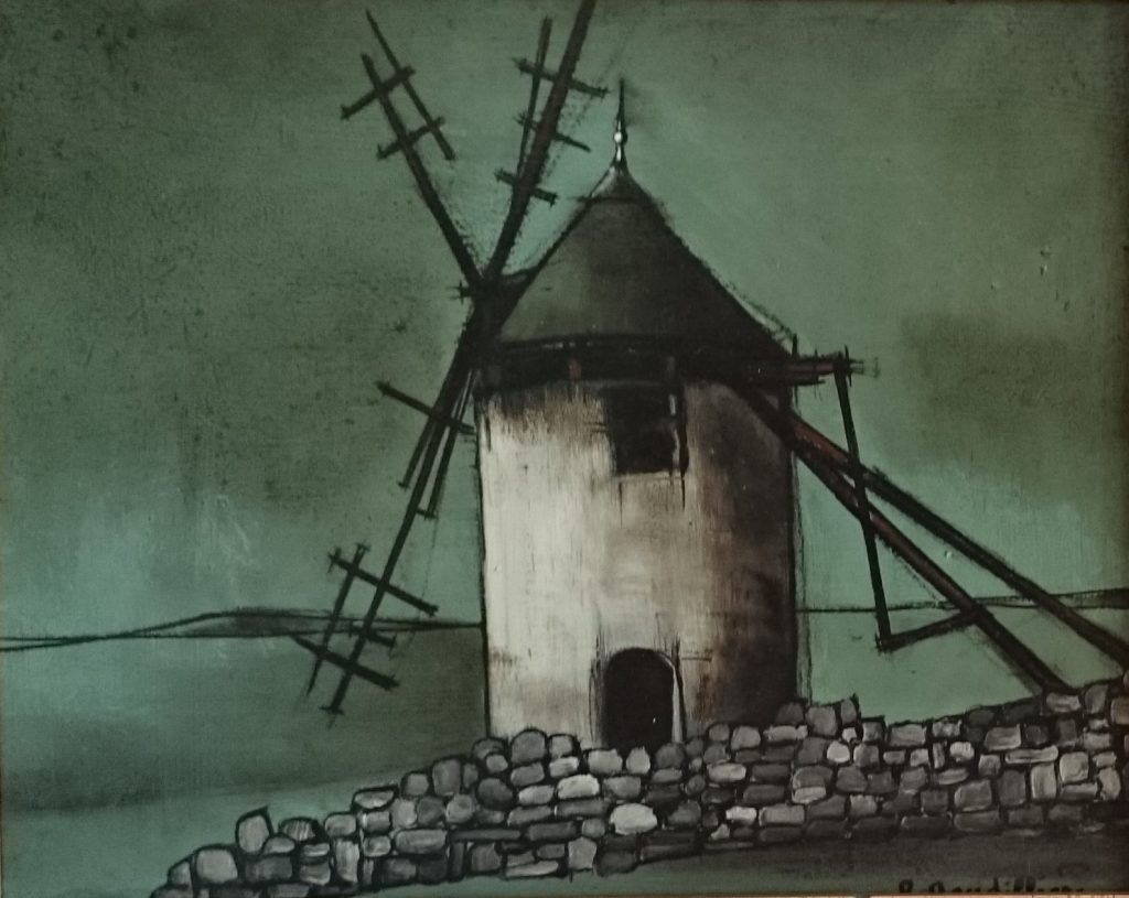 1958 le moulin à vent ou le moulin 3F 0,22-0,26 isorel (2)