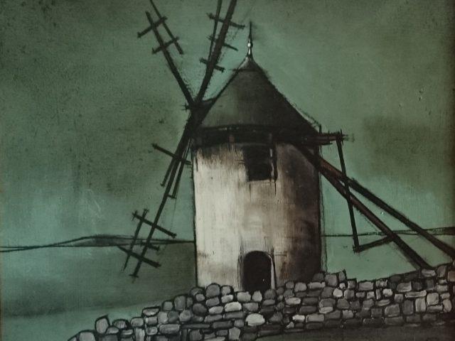 Le moulin à vent ou Le moulin