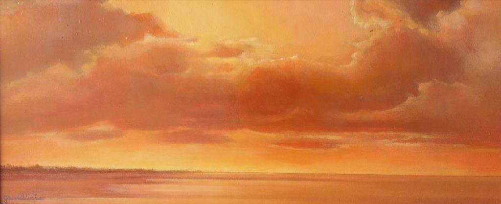 1970 coucher de soleil 0,20-0,43 isorel