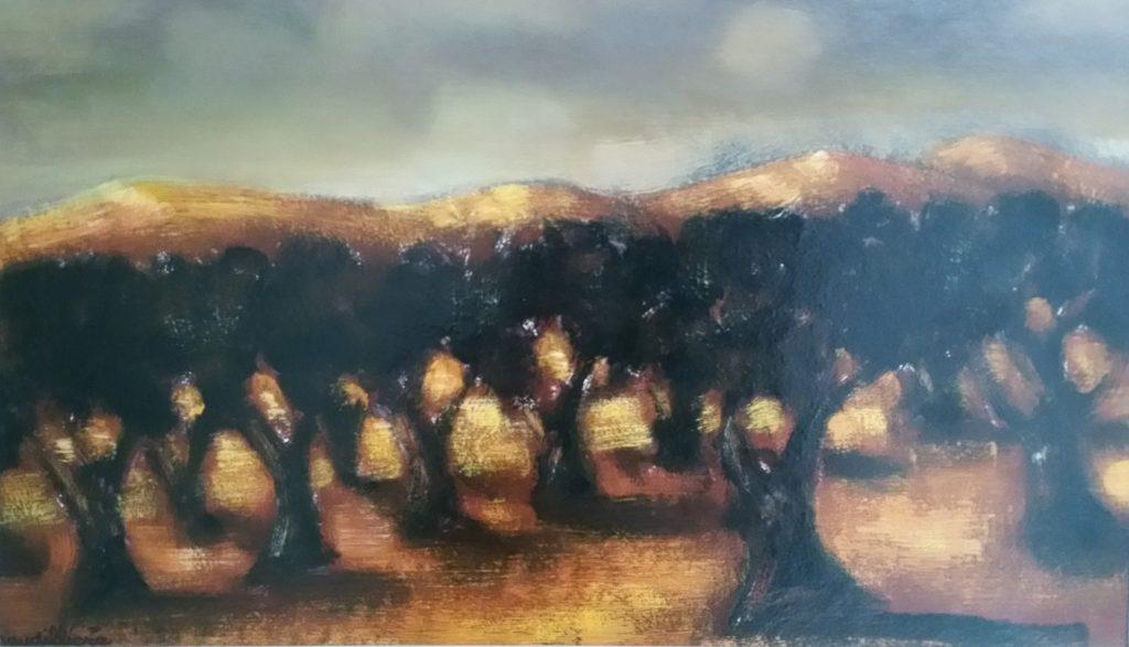 1973 les oliviers 6M 0,24-0,41 isorel