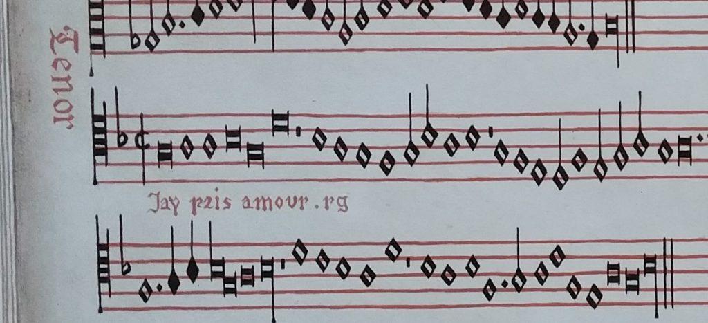 1979 le polyphonaire ou le livre de musique signature