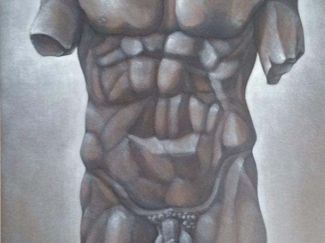 Adam ou l'homme de bronze