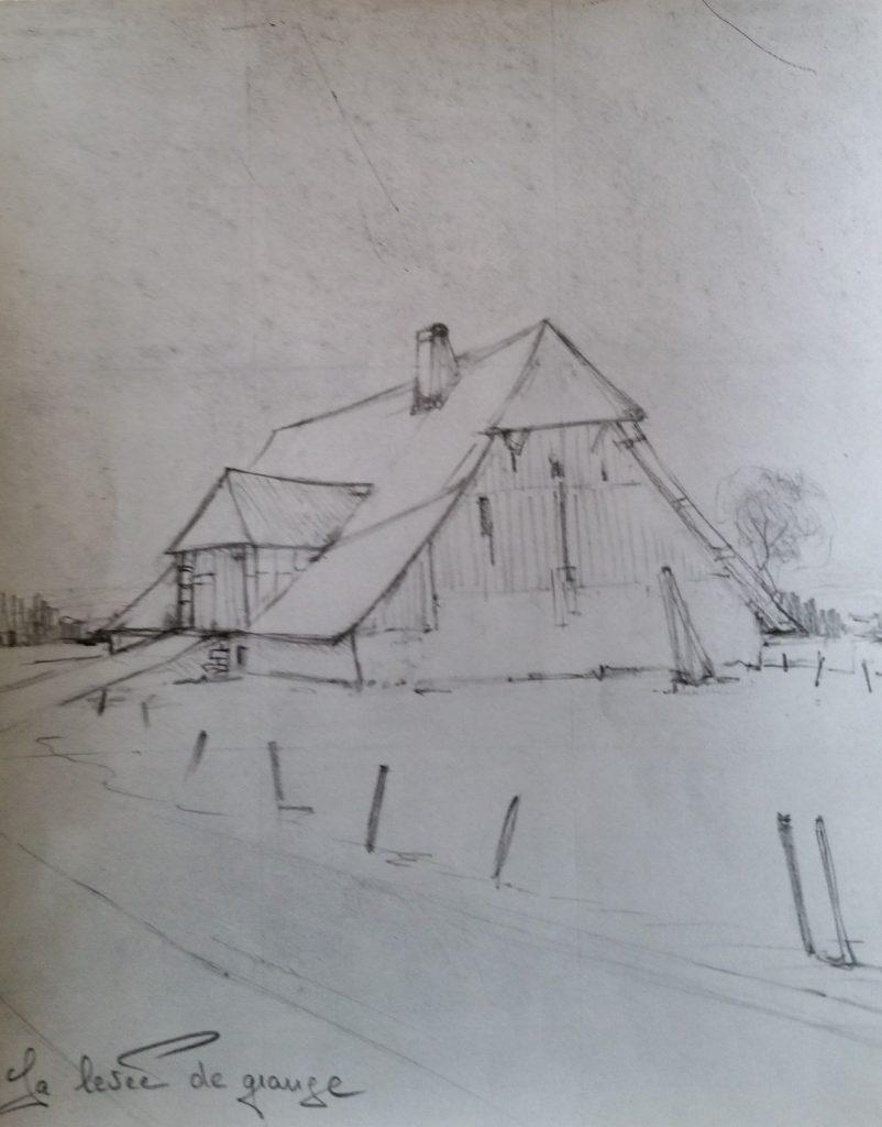 39-1988 la levée de grange étude