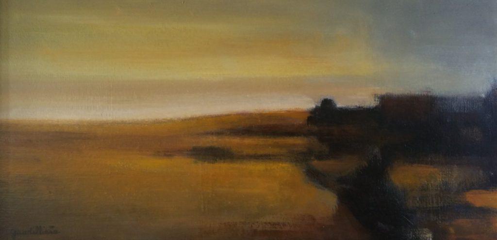 1966 paysage-l'aurore 0,21-0,41 isorel