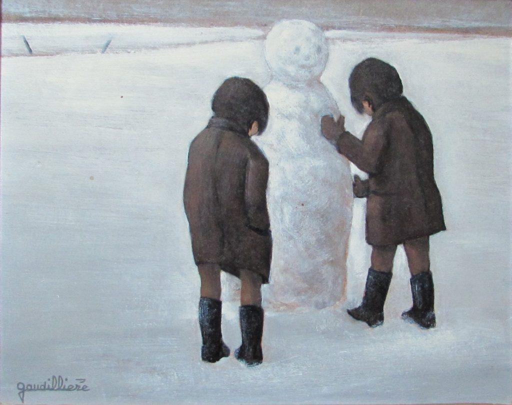 1989 le bonhomme de neige