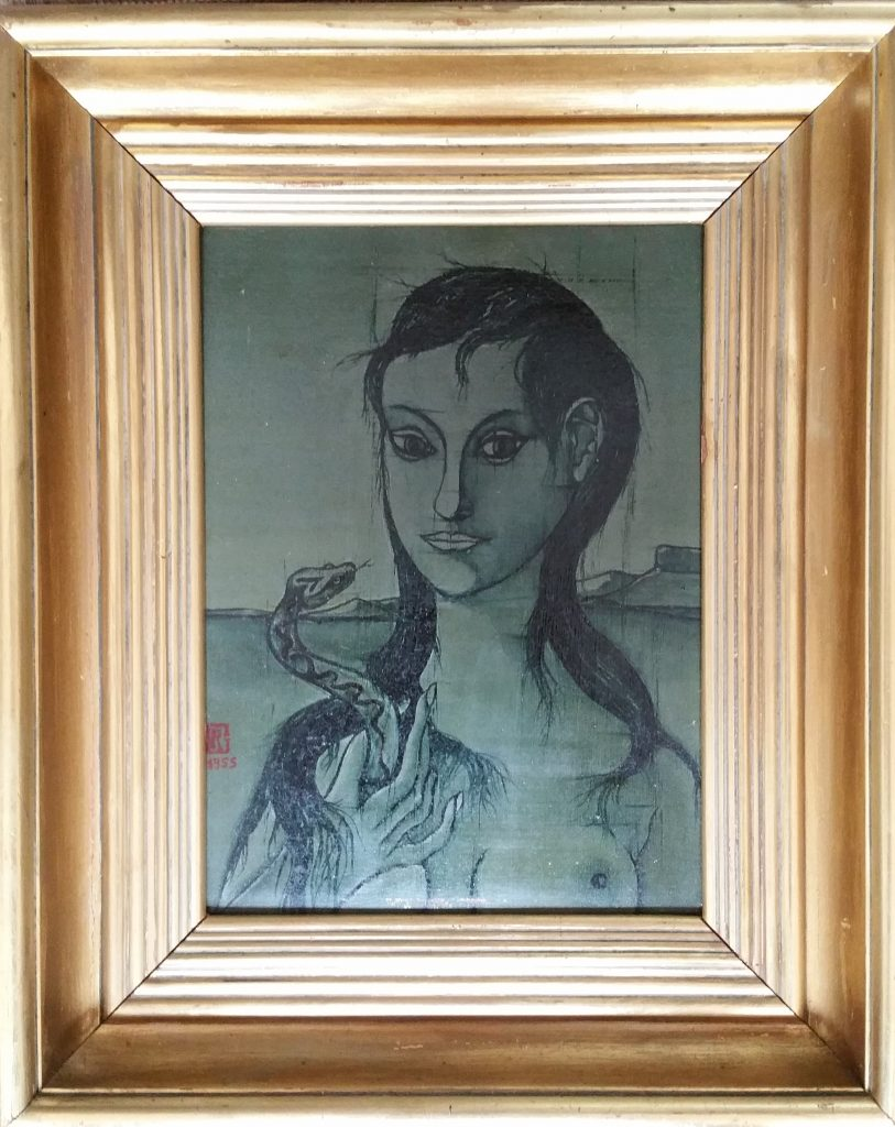1955 la vouivre (1)