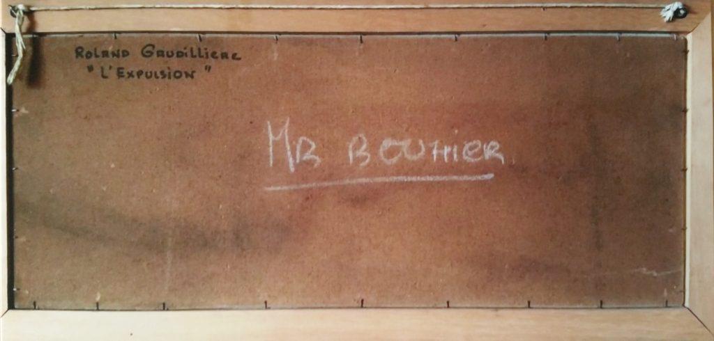 1966 l'expulsion HF12 verso